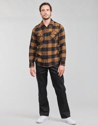 material Men 5-pocket trousers Dickies ORIGINAL FIT STRAIGHT LEG WORK PNT Black