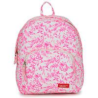 Bags Girl Rucksacks Bakker Made With Love BACKPACK MINI CANVAS Pink