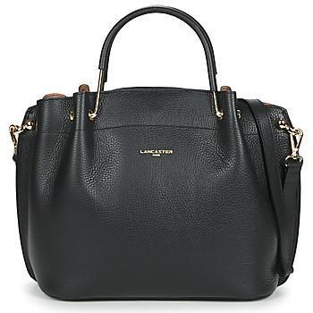 Bags Women Handbags LANCASTER FOULONNE DOUBLE Black