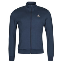 material Men Jackets Le Coq Sportif ESS FZ SWEAT N 3 M Marine