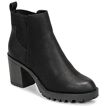 Shoes Women Ankle boots Only BARBARA HEELED BOOTIE Black