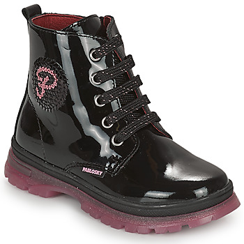 Shoes Girl Mid boots Pablosky 404019 Black