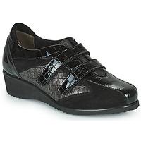 Shoes Women Low top trainers Scholl DOREEN STRAP Black