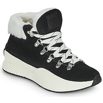 Shoes Women Mid boots Sorel OUT N ABOUT III CONQUEST Black