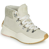 Shoes Women Mid boots Sorel OUT N ABOUT III CONQUEST Beige