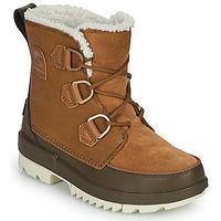 Shoes Women Mid boots Sorel TORINO II Brown