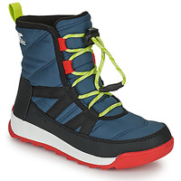 Shoes Children Snow boots Sorel YOUTH WHITNEY II SHORT LACE Blue