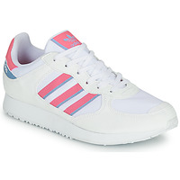 Shoes Women Low top trainers adidas Originals SPECIAL 21 W White / Pink