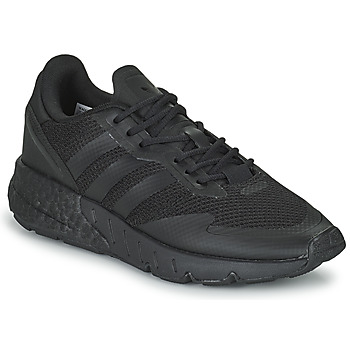 Shoes Boy Low top trainers adidas Originals ZX 1K BOOST J Black