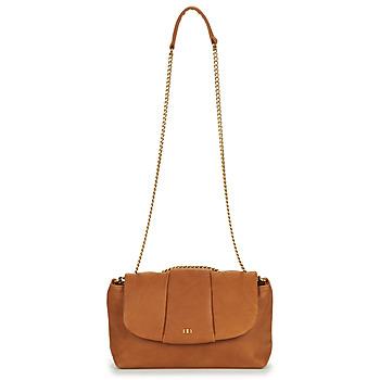 Bags Women Shoulder bags Nat et Nin POLLY Brown