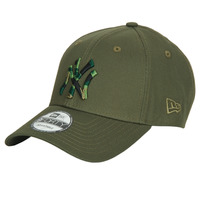 Clothes accessories Caps New-Era CAMO INFILL 9FORTY NEW YORK YANKEES Khaki
