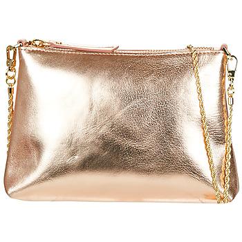 Bags Women Shoulder bags Petite Mendigote HYPERION Pink / Metallic