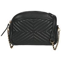 Bags Women Shoulder bags Petite Mendigote SIMONE COW Black