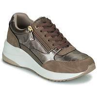 Shoes Women Low top trainers Xti 43124 Brown / Bronze