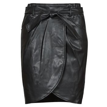 material Women Skirts See U Soon 21231096 Black