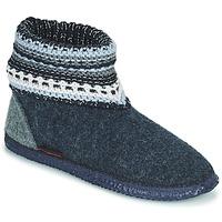 Shoes Women Slippers Giesswein KIEL Marine