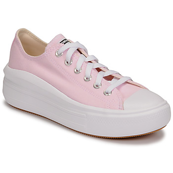 Shoes Women Low top trainers Converse CHUCK TAYLOR ALL STAR MOVE SEASONAL COLOR OX Pink