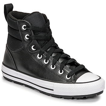 Shoes Men High top trainers Converse CHUCK TAYLOR ALL STAR BERKSHIRE BOOT COLD FUSION HI Black