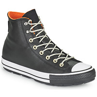 Shoes Men High top trainers Converse CHUCK TAYLOR ALL STAR WINTER COLD FUSION HI Black