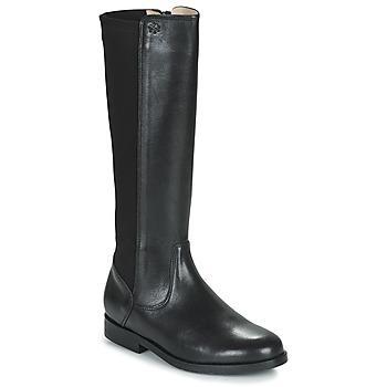 Shoes Girl Boots Acebo's 9905PE-NEGRO-T Black