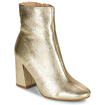 Shoes Women Ankle boots Moony Mood PEDROLYN Gold