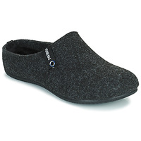 Shoes Women Slippers Verbenas YORK Anthracite