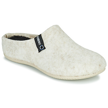 Shoes Women Slippers Verbenas YORK Taupe