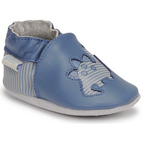 Shoes Boy Baby slippers Robeez DIFLYNO Blue