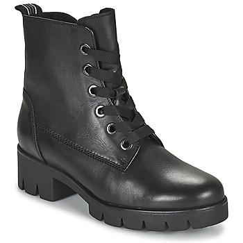 Shoes Women Ankle boots Gabor 7171127 Black