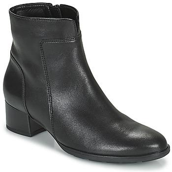 Shoes Women Ankle boots Gabor 7551027 Black