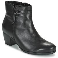 Shoes Women Ankle boots Gabor 7552227 Black
