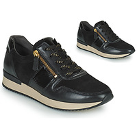Shoes Women Low top trainers Gabor 7342037 Black