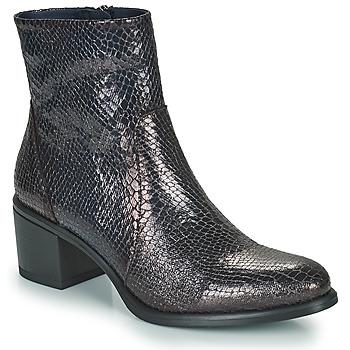 Shoes Women Ankle boots Dorking LEXI Blue