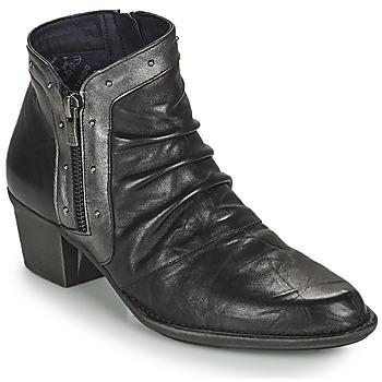 Shoes Women Ankle boots Dorking DALMA Black