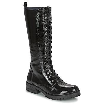 Shoes Women Boots Dorking WALKING Black