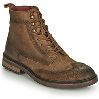 Shoes Men Mid boots Fluchos OWEN Brown