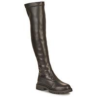 Shoes Women High boots Ikks BT80105 Black