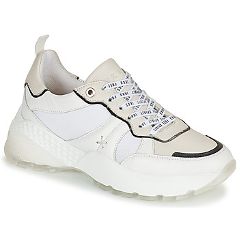 Shoes Women Low top trainers Ikks BT80205 White