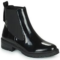 Shoes Women Mid boots Karston AMIDO Black