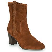 Shoes Women Ankle boots Karston ILIAN Camel