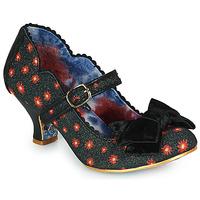 Shoes Women Court shoes Irregular Choice SUMMER BREEZE Black / Red