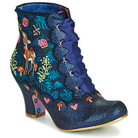 Shoes Women Ankle boots Irregular Choice FOREST FROLICS Blue