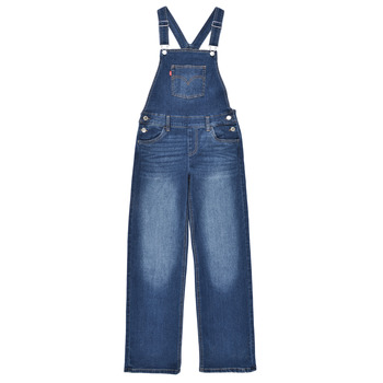 material Girl Jumpsuits / Dungarees Levi's SHOECUTOVERALL Blue
