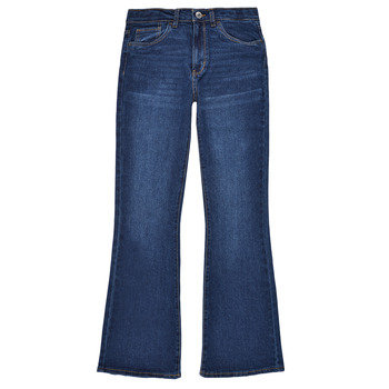 material Girl bootcut jeans Levi's HIGHRISECROPFLARE Blue