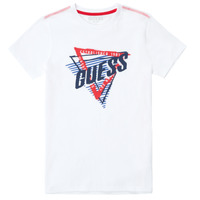 material Boy short-sleeved t-shirts Guess MILLO White
