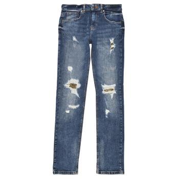 material Boy slim jeans Guess PERNOLA Blue