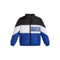 material Boy Duffel coats Guess THABITHA Blue