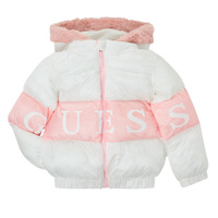 material Girl Duffel coats Guess THELIA Pink / Silver