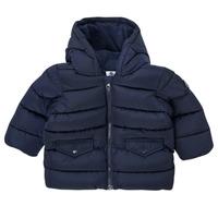 material Boy Duffel coats Petit Bateau COLINE Blue