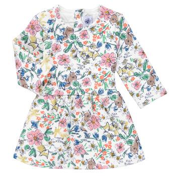 material Girl Short Dresses Petit Bateau ROPPAL Multicolour